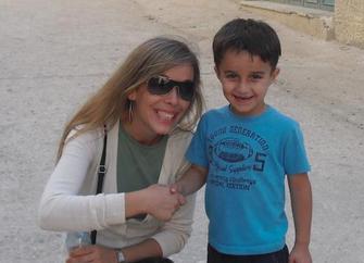 Ruth Marjalizo, Palestina, Educar para Vivir