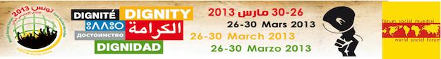 World Social Forum, Forum Social Mundial, 2013, Educar para Vivir