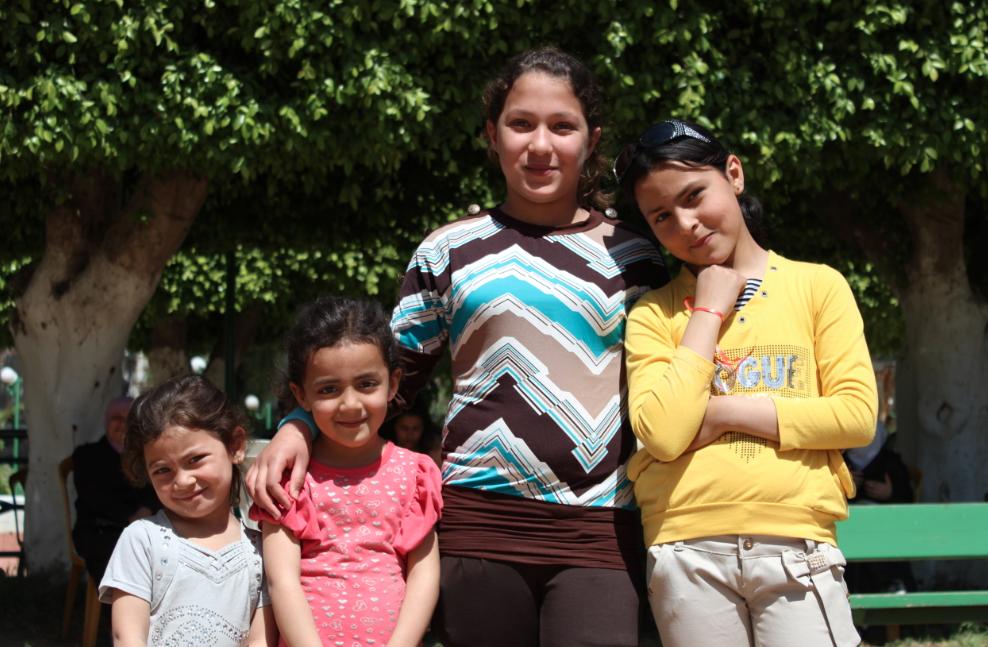 Palestine, Educar para Vivir, 2013