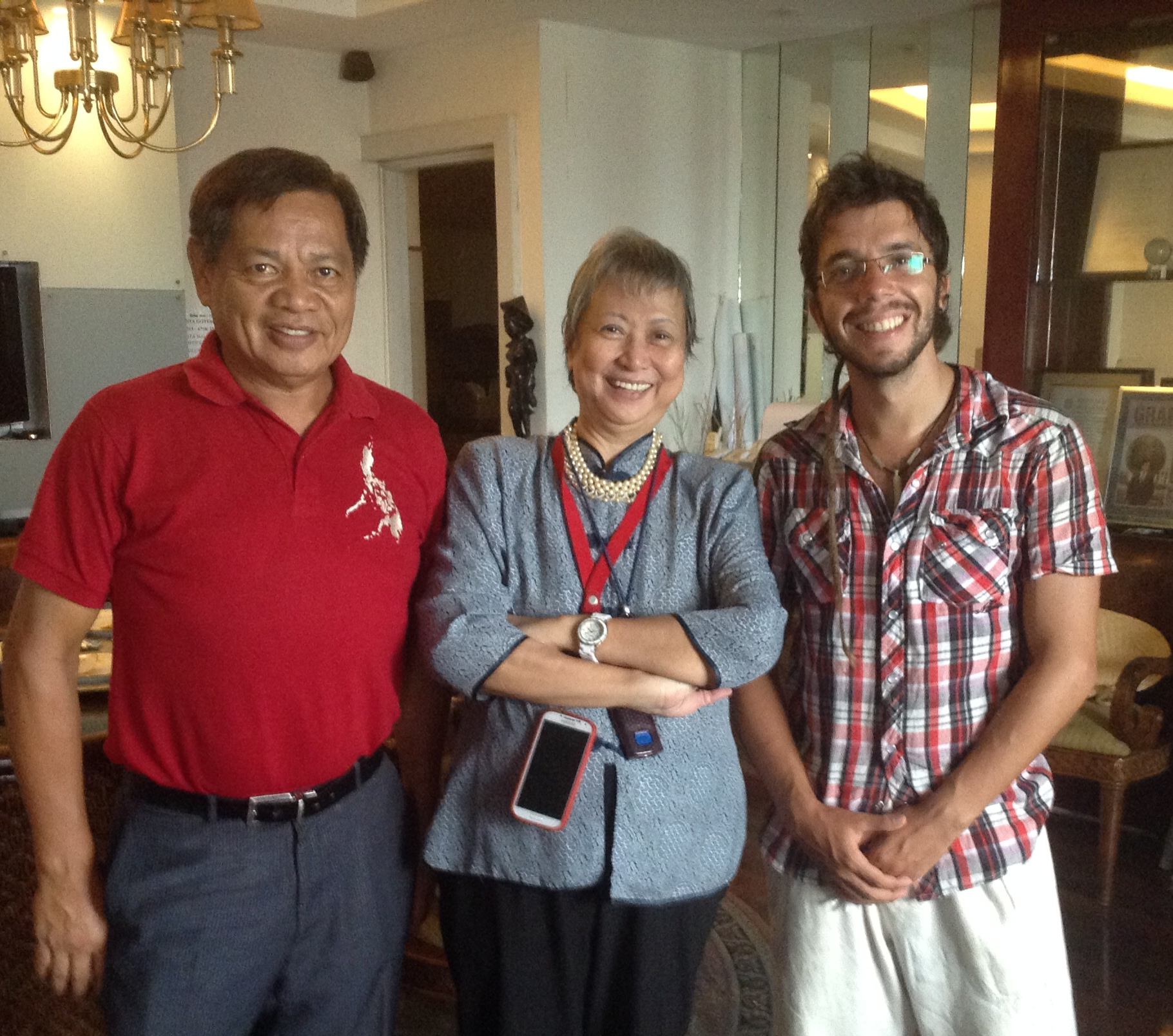 Philippine ITI earthsavers UNESCO DREAM Center, Cecile Guidote Alvarez, Javier Collado Ruano, Global Education Magazine