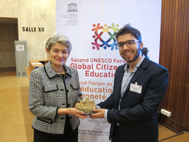 UNESCO-Director-General-Irina-Bokova-Global-Education-Magazine-Javier-Collado-Ruano-global-citizenship-education