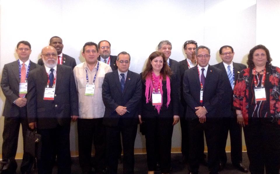 ministros de educacion de america latina y el caribe, foro mundial de la educacion