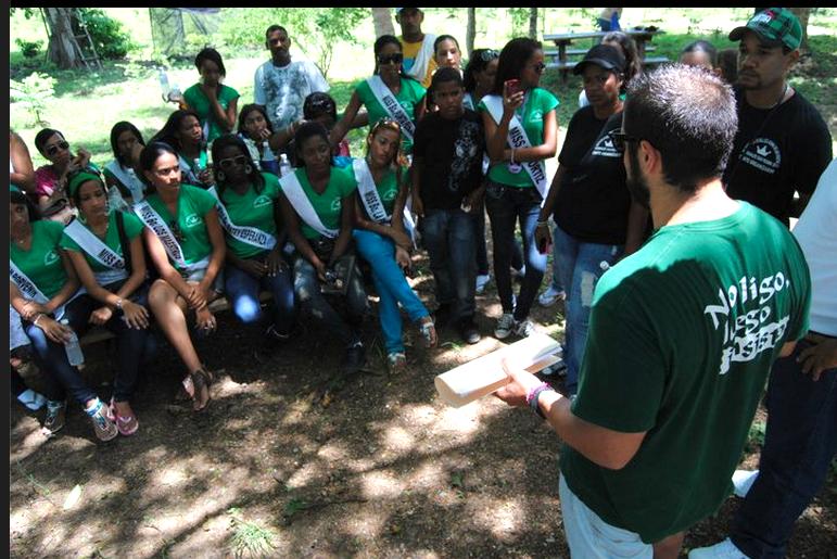CAMBIO CLIMATICO, EDUCACIÓN Y REPÚBLICA DOMINICANA